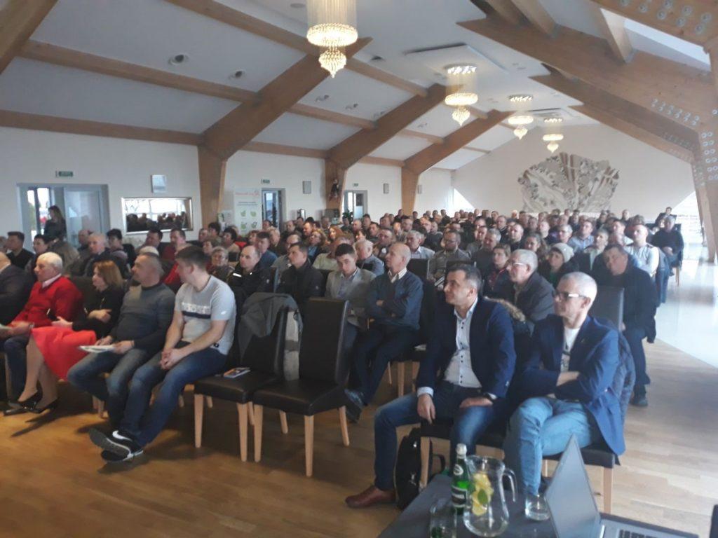 I Bielińska Konferencja Truskawkowa w Krajnie Drugim