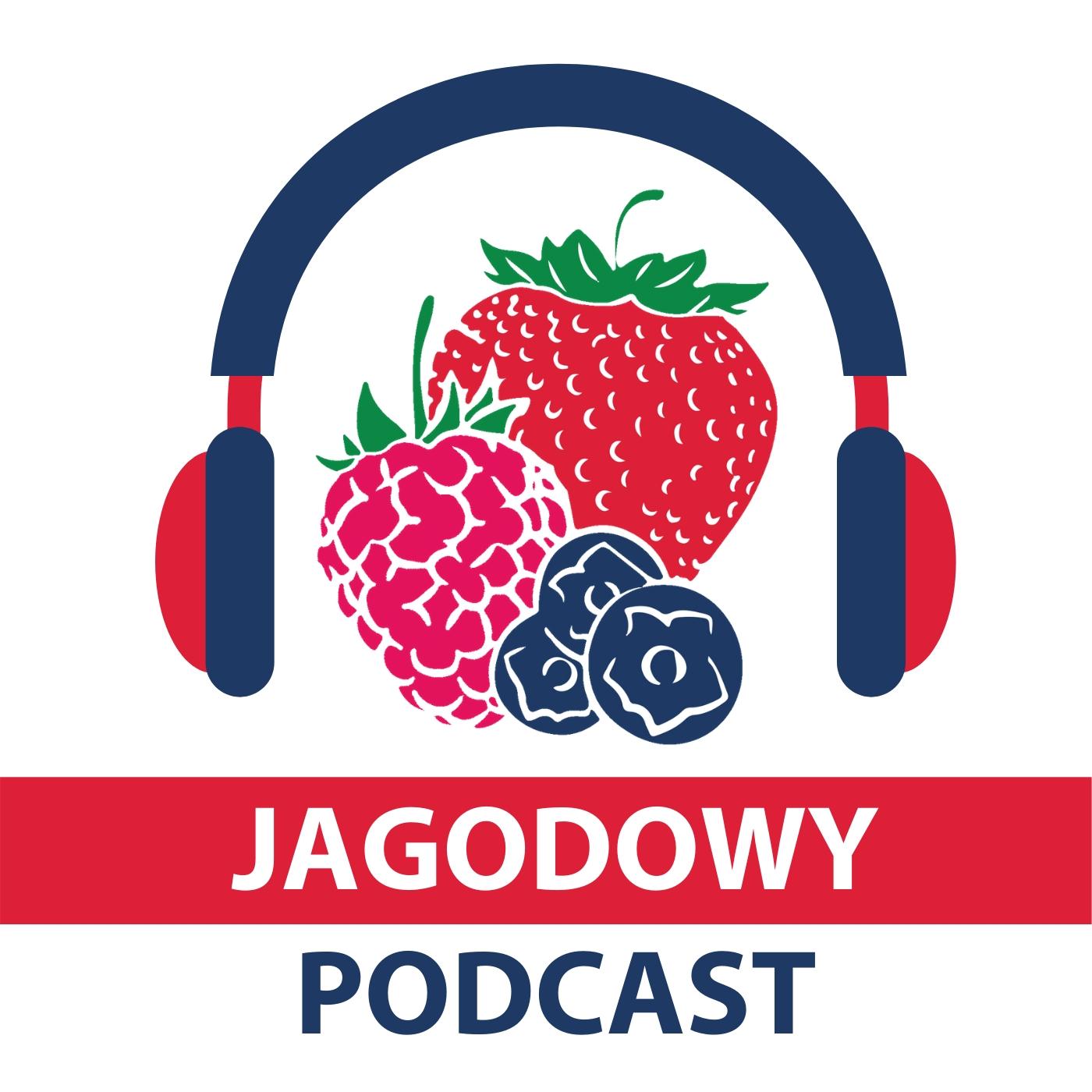 To jest okładka Jagodowego Podcastu