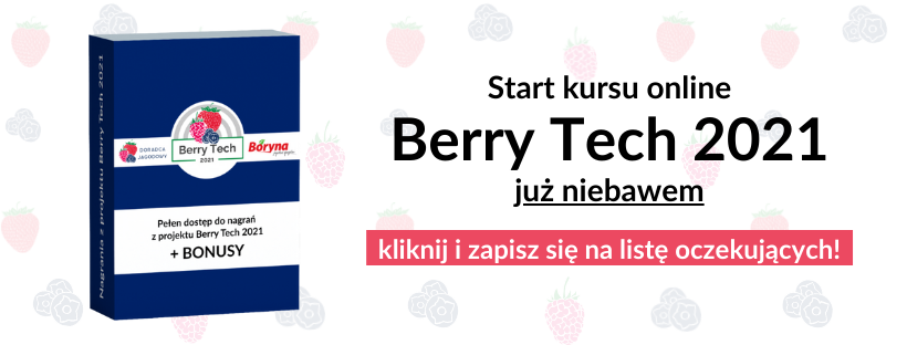 BerryTech 2021 oczami Anny Czarneckiej-Podosłonami.pl